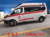 衢州市依维柯矿山救护车9座