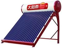 九江太陽雨太陽能維修,更換真空玻璃管