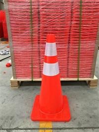 无锡厂家供应 冀航电力 优质 反光锥形路锥 道路安全路锥