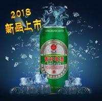 500毫升青轩易拉罐啤酒