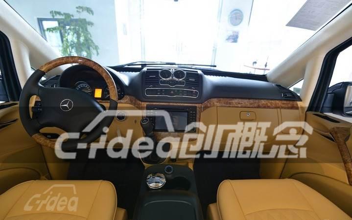 威霆室内改装航空座椅,惠州奔驰商务车VIP定制