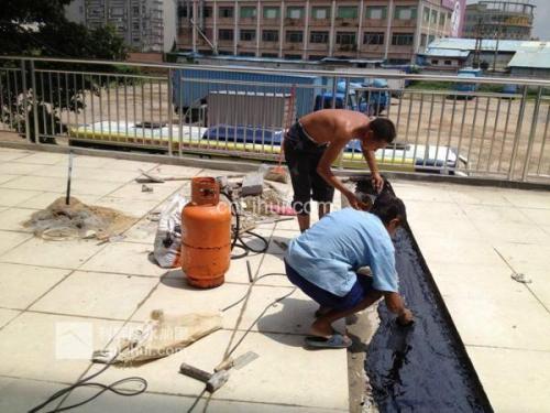 开发区外墙防水补漏公司, 坡头区外墙防水