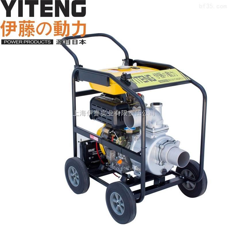 伊藤六寸柴油机水泵