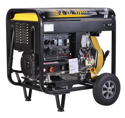 移动式柴油发电焊机