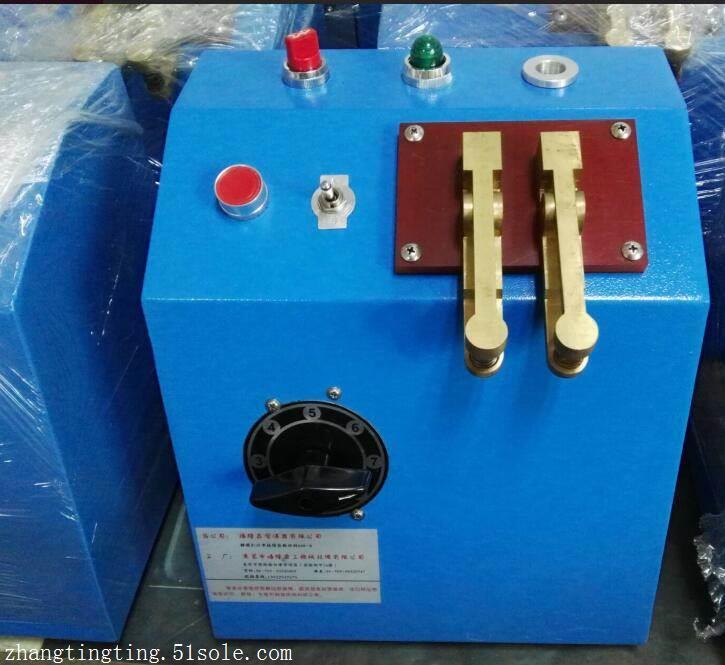 禧隆批量销售碰焊热接机 铜绞线热接机