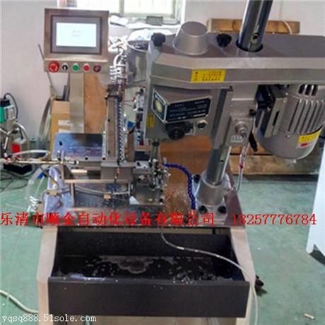 供应套筒自动攻丝机 非标攻丝机厂家订制