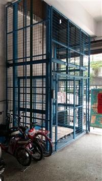 廣州導軌式液壓升降貨梯生產安裝廠家 廣州黃埔貨梯廠家直銷廠價