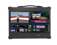 便携式录播主机移动导播直播系统视频在线剪辑软件高清视频编辑机