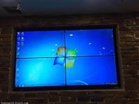 大尺寸商用液晶显示LCD电子屏出租 大屏租赁