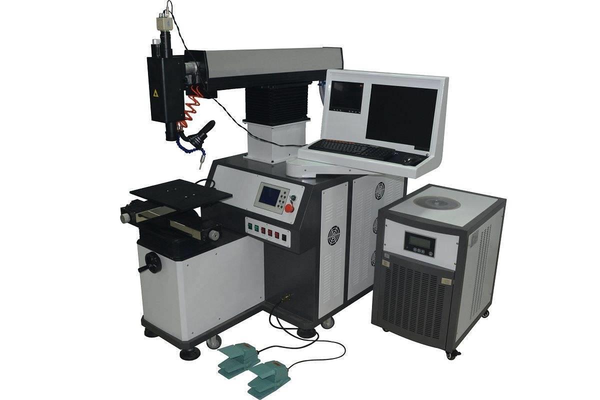 东莞激光焊接机/专业卫浴用品焊接
