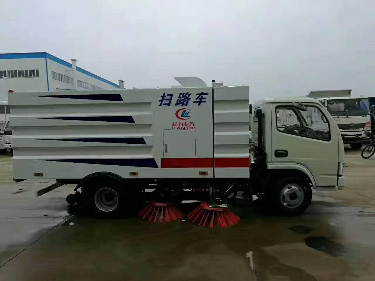 河南郑州买小型扫路车生产厂家有哪些