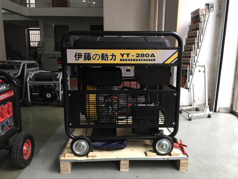 YT280A柴油发电焊机
