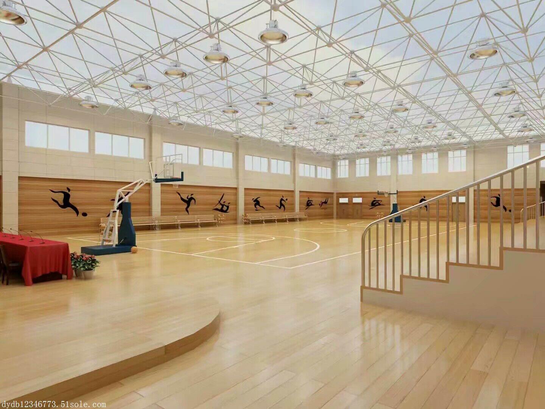 运动木地板厂家企业都初步或已经建立了自主品牌