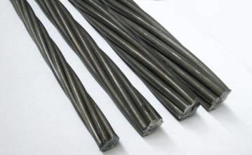 高强度28.9缓无粘结钢绞线