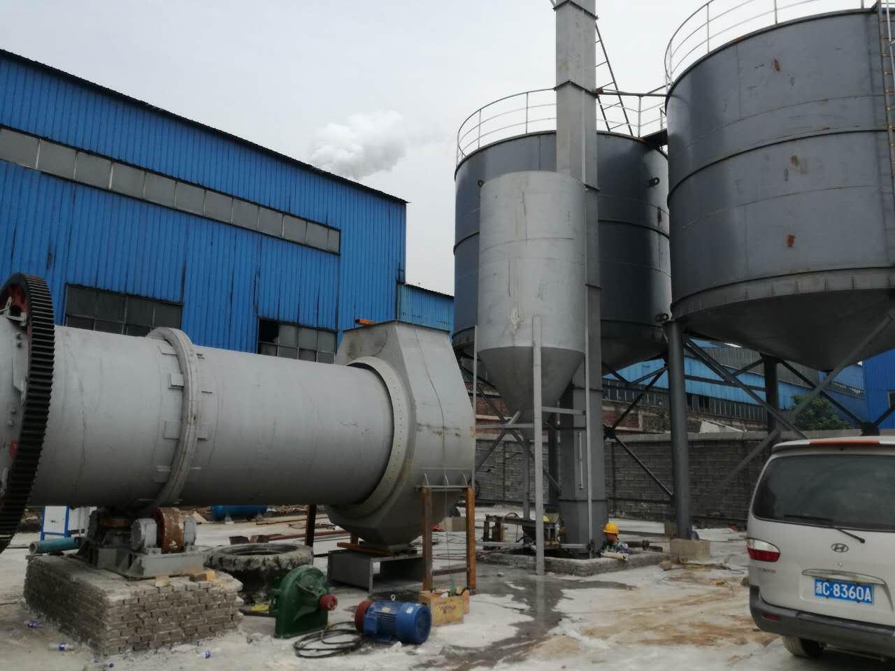 烟气脱硫石膏生产设备年产1-10万吨