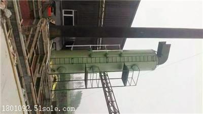 大型供热公司锅炉玻璃钢脱硫塔厂家定制