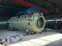 燃煤锅炉专用玻璃钢脱硫塔