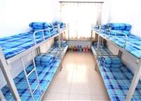 学生公寓面料三件套加工定做批发纯棉床品面料