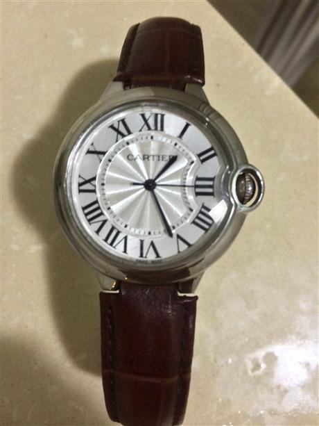 苏州市卡地亚手表哪里回收二手卡地亚手表可抵押