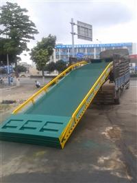 供應清遠清新區 移動裝卸登車橋-叉車裝卸過橋 -貨柜車裝卸貨臺