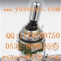 防水钮子开关型号M2012WBW01进口低温摇头开关M-2012