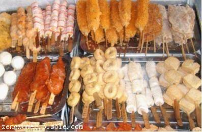 油炸食品的调料_街边特色小吃培训,油炸小吃培训