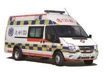 江铃救护车,福特全顺救护车改装,救护车专卖