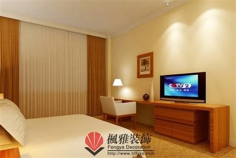 合肥酒店宾馆装修,合肥宾馆装修让顾客找到家的感觉