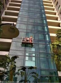 外墙玻璃胶老化更换