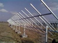 光伏支架厂家选用太阳能光伏支架配件的注意点