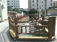 仿木护栏施工方案