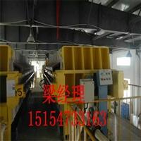 厂家常年出售,回收二手各种型号蒸发器,10平方压滤机