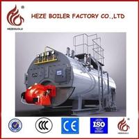 2吨蒸汽锅炉压力 燃气蒸汽锅炉厂家 现货供应