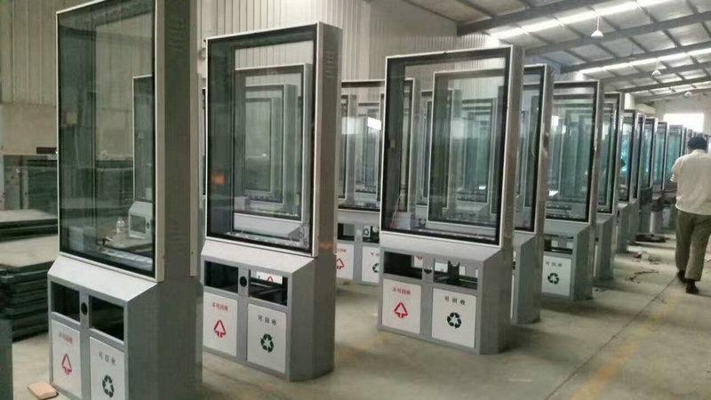 广西公交站台候车亭,广告宣传栏路名牌厂家