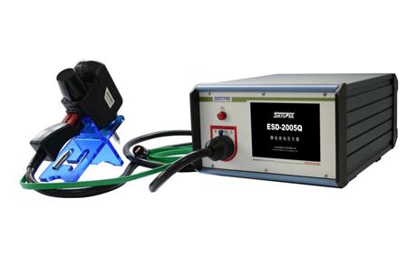 高性能静电放电测试系统