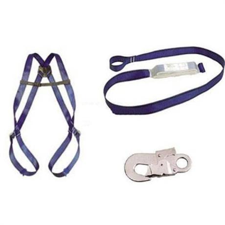 高强度耐用安全带定位腰带厂家电工单腰带