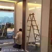越秀建设街道玻璃门维修