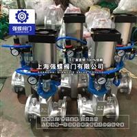 气动管夹阀 气缸执行器