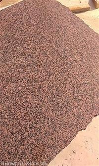 3公分贵妃红石材荔枝面 河北贵妃红石材厂家