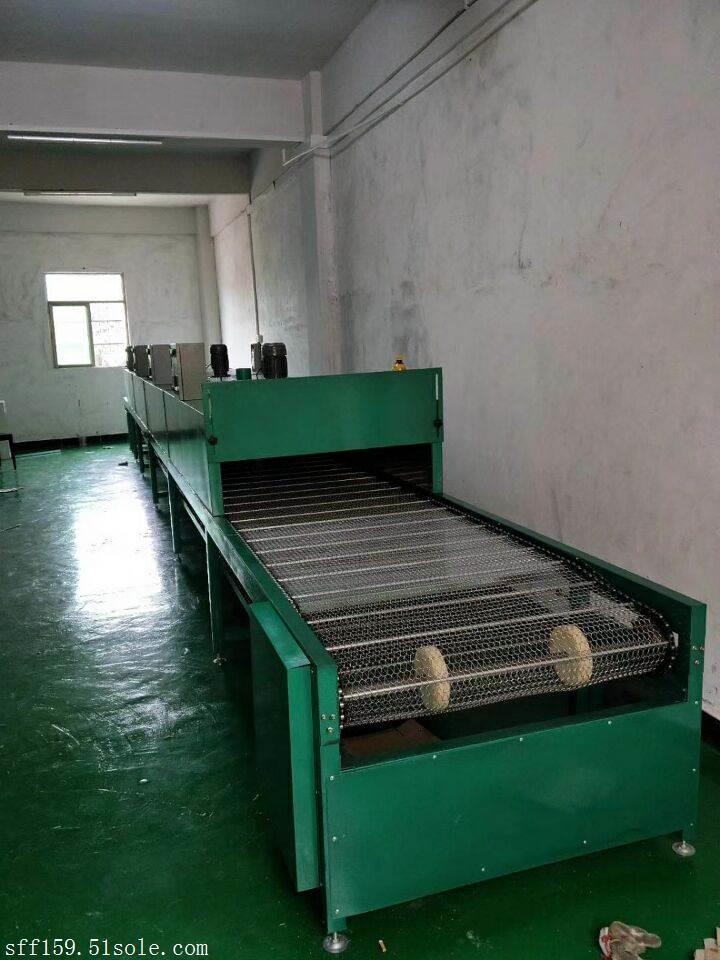 供应喷漆烤干流水线 隧道炉 喷油线 喷油拉 丝印拉 网带线