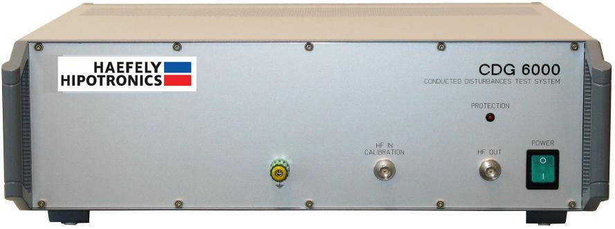 合体式传导抗扰度测试设备