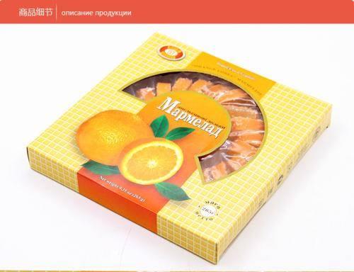 广州进口俄罗斯软糖标签问题