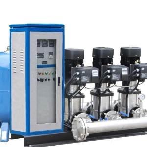 厂家直销开封蓝鲸变频供水设备,无负压供水设备