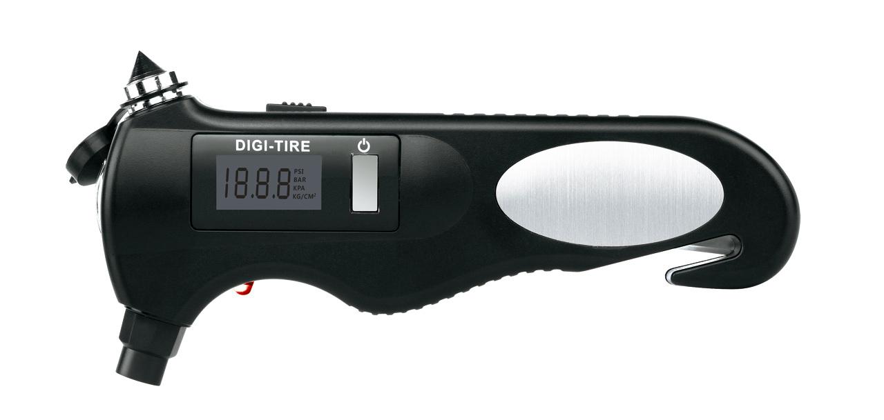 汽车轮胎气压表胎压计监测器