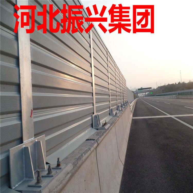 隔声屏-黄山桥梁声屏障 黄山高架桥隔音屏
