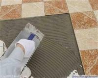 瓷砖粘接剂-贵州厂家直销;技术先进;质量可靠