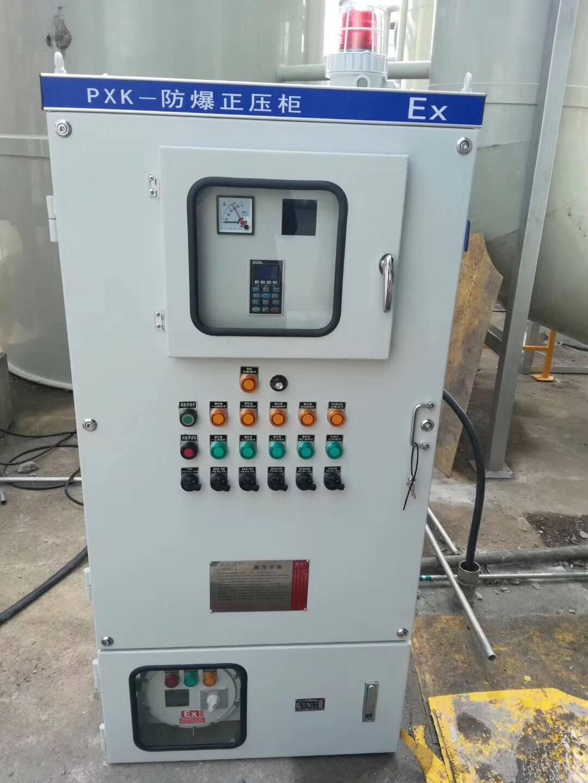 PXK防爆正压柜用安全气体种类