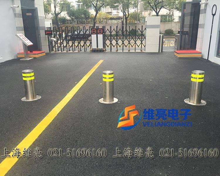 全自动升降路桩,学校升降路桩,上海维亮VEL-LZ21910