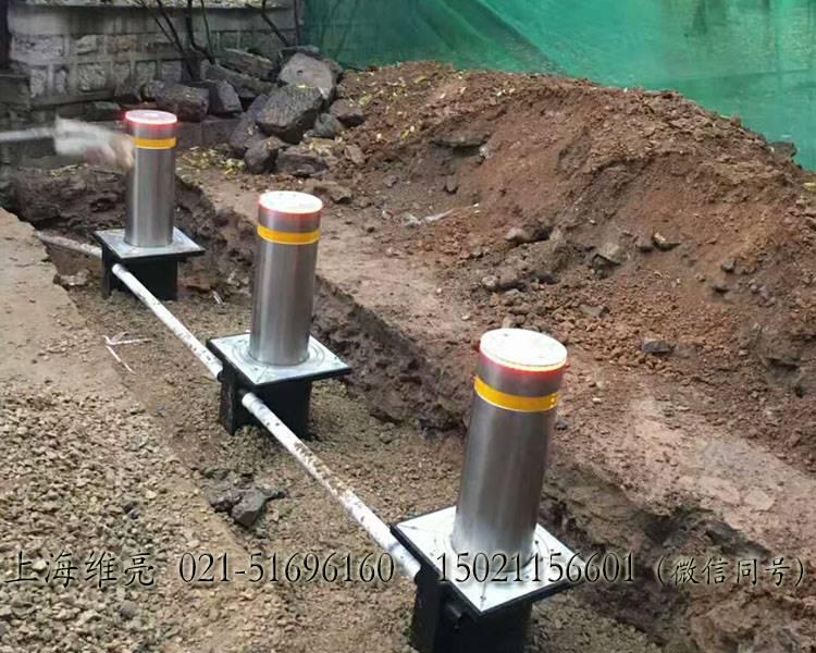 电动防冲撞升降柱,防冲撞阻挡装置,维亮防撞柱