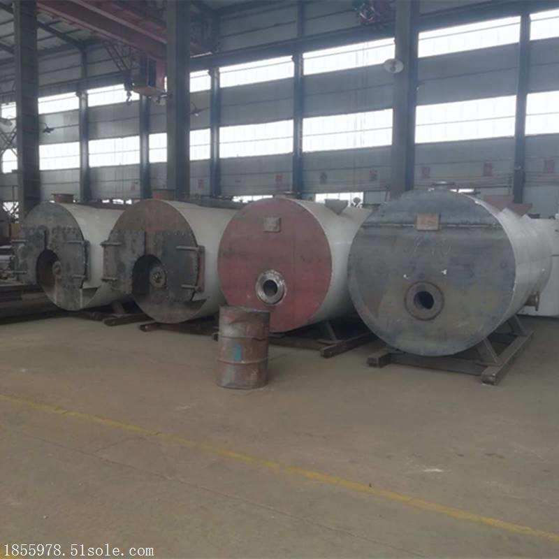 供应WNS-4吨燃油锅炉 立式燃油蒸汽锅炉厂家直销